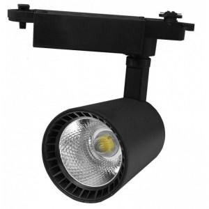 Track spot light QF 2027 Black