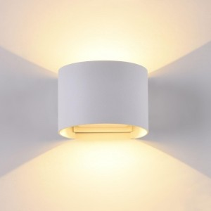 Wall mount surface lamp W3156 6 (W) White