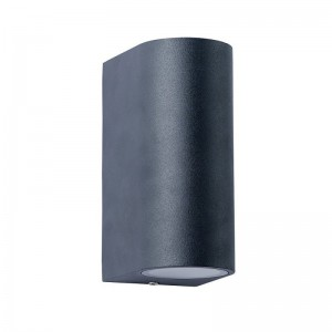 Wall round Light COB 27014 7*2 (W) Black