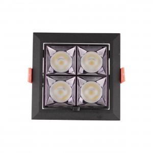 Grid surface ZR-XL004-20WS Black
