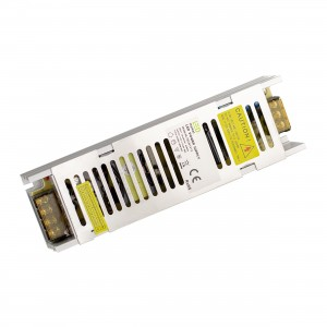 Slim Power driver CV 150W, 12VDC, 12.50A, IP20, NL150-W1V12