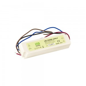 Constant Voltage Adaptor 12V, 35W, plastic, IP67