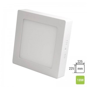 Square Ceiling Panel Mounted TS-P0318 (18W)