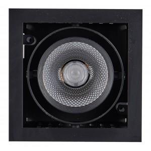 Grid Light 1COB LS60-1 black 20W