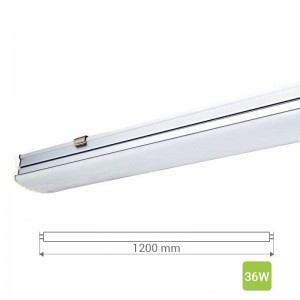 Linear LED Light T20 1200mm 36-48W