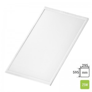 LED panel mounted 595*295mm 25W