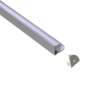 Profile LED LMX-1616,15.5*15.5mm 2m/set