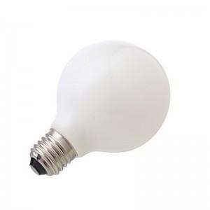 Filament Bulb G80 E27 Milky Cover 8W