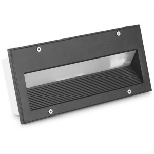Wall mount recessed lamp 034-6 7W