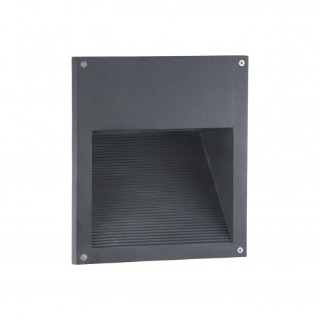Wall mount recessed lamp 037-1 7W