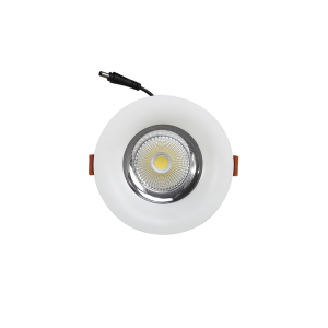 COB Downlight Round LM D2008 (12 W) dimmable