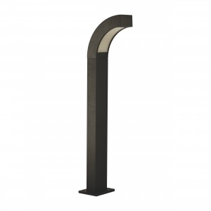 Garden Lighting Black A15303-3 size: W80*H765mm 12W