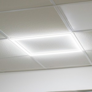 LED panel square LMF-595P 48W 3 ani garantie