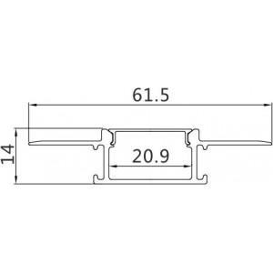 Profile LED LMX-305 2m/set