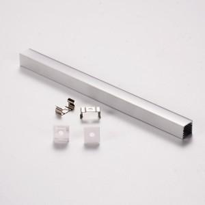 Alluminium profile LMX-1414 2m/set