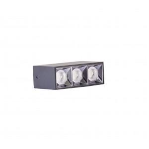 Grid surface ZR-XL004-12WL Black