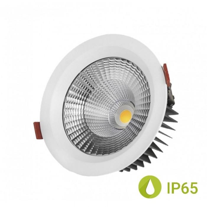 COB Downlight Round LM D2002 (12 W) IP65
