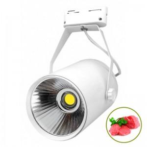 Projector LED pe șină QF-2089 28W Meat White