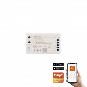 Wi-Fi LED controller RGBW PCB Dimmer D015 Tuya