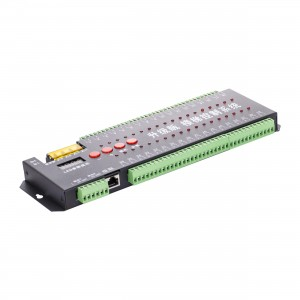 Stair controller LM-600, IC+LED STRIP 32stairs 12/24VDC
