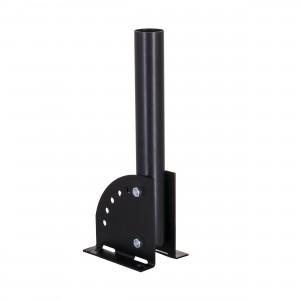 Настенное крепление для уличного светильника d48 L500