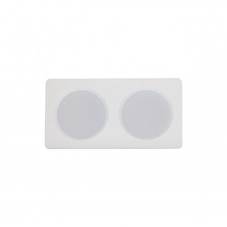 Downlight Square LM-008 2x7W(14W)