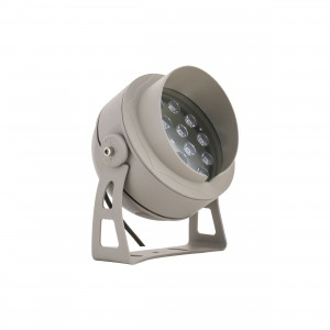 Round TV Wall Washer LM TV - D180*235 41W IP66 15degrees