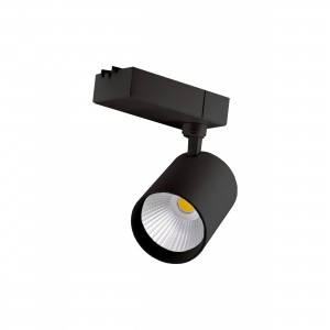 Track spot COB SD-82 30-40W Black