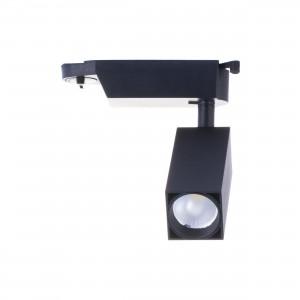 Square track light HQ-D389 9W Black