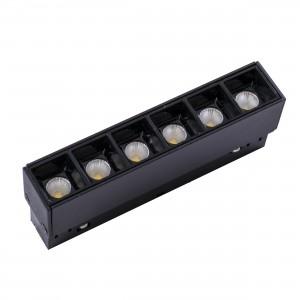 Grille lamp LM26-6spots 6W Black