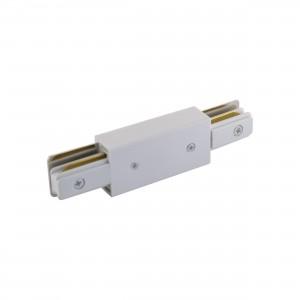 Connector 180° White WJ-LC02