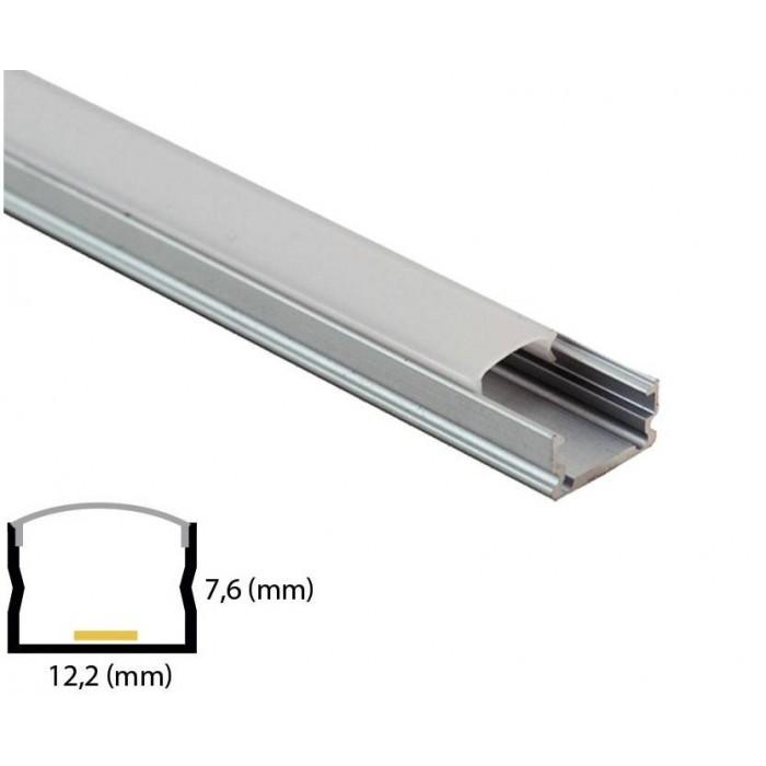 Profil din aluminiu pentru banda LED L-006