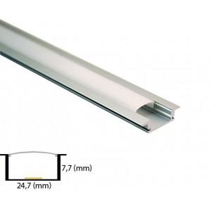Alluminium profile L-0021