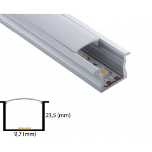 Profil din aluminiu pentru banda LED LMC-A51