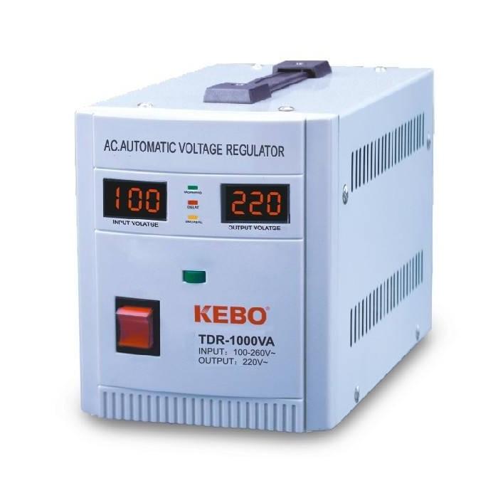 AVR Стабилизатор напряжения 1000VA, TDR-1000VA