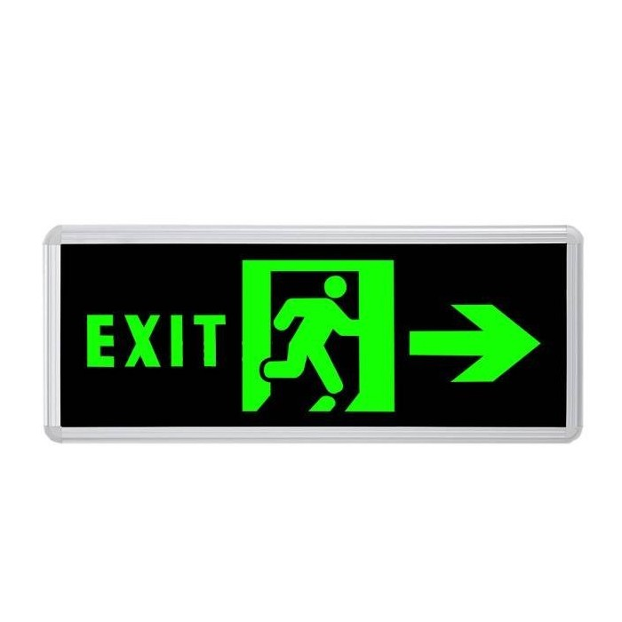 Emergency Fire Sign light Arrow S513