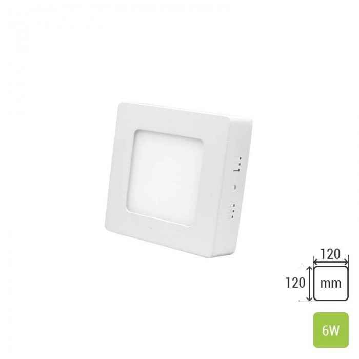 Square Ceiling Panel Mounted TS-P0306 (6W)