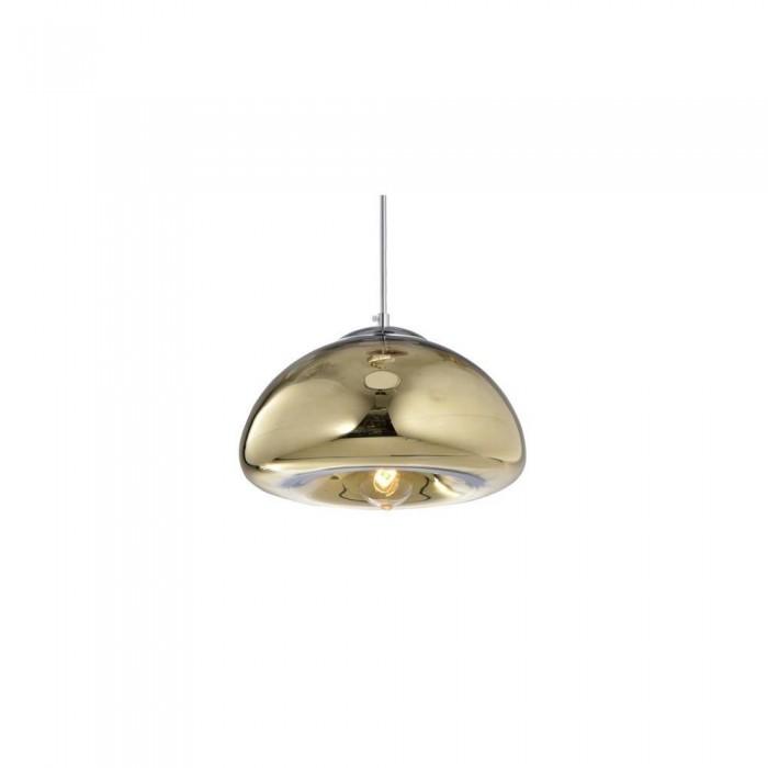 Pendant Glass Lamp BK2021-P-S GOLD dia.15*H7cm