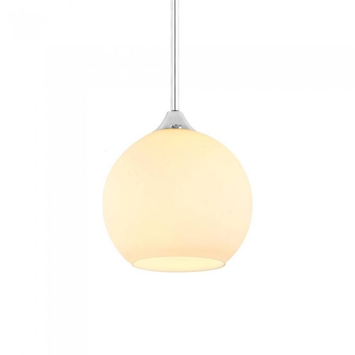 Glass Pendant Lamp 32015-200mm WHITE