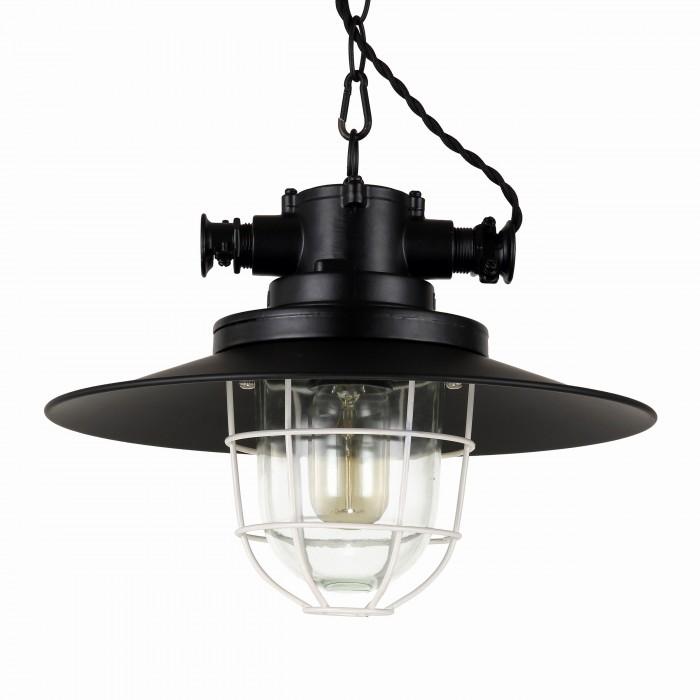 Pendant Iron Lamp BK1106-P-1L