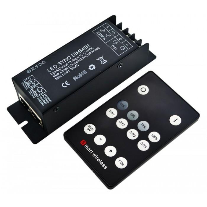 LED Controller HX-SZ100-SYNCDIM-14K PWM 3.9KHZ no flicker