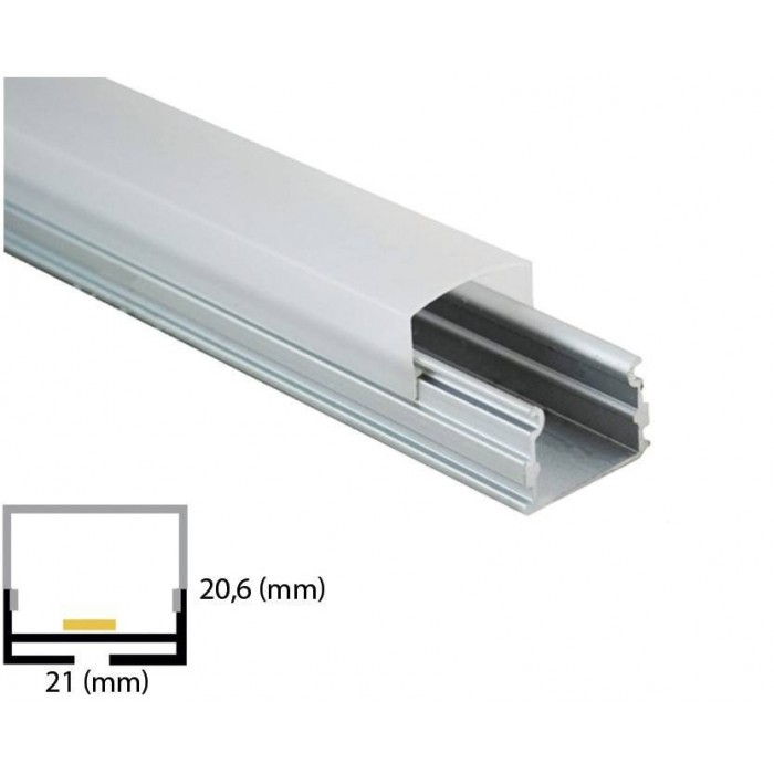 Alluminium profile L-035